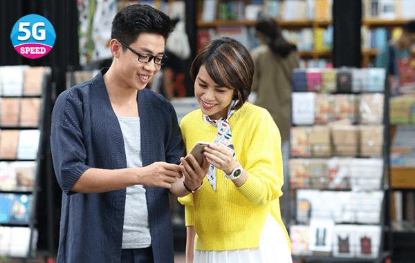 Ưu đãi 15GB data khi đăng ký gói MAX200 của Vinaphone